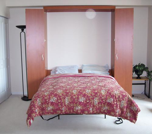 Bi Fold Murphy Bed