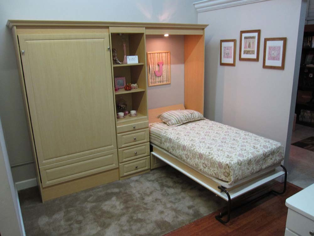 Kids Bedroom Double Bed