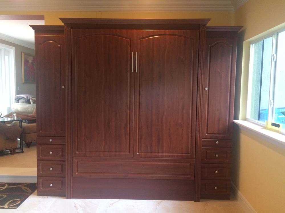 Traditional Murphy Bed