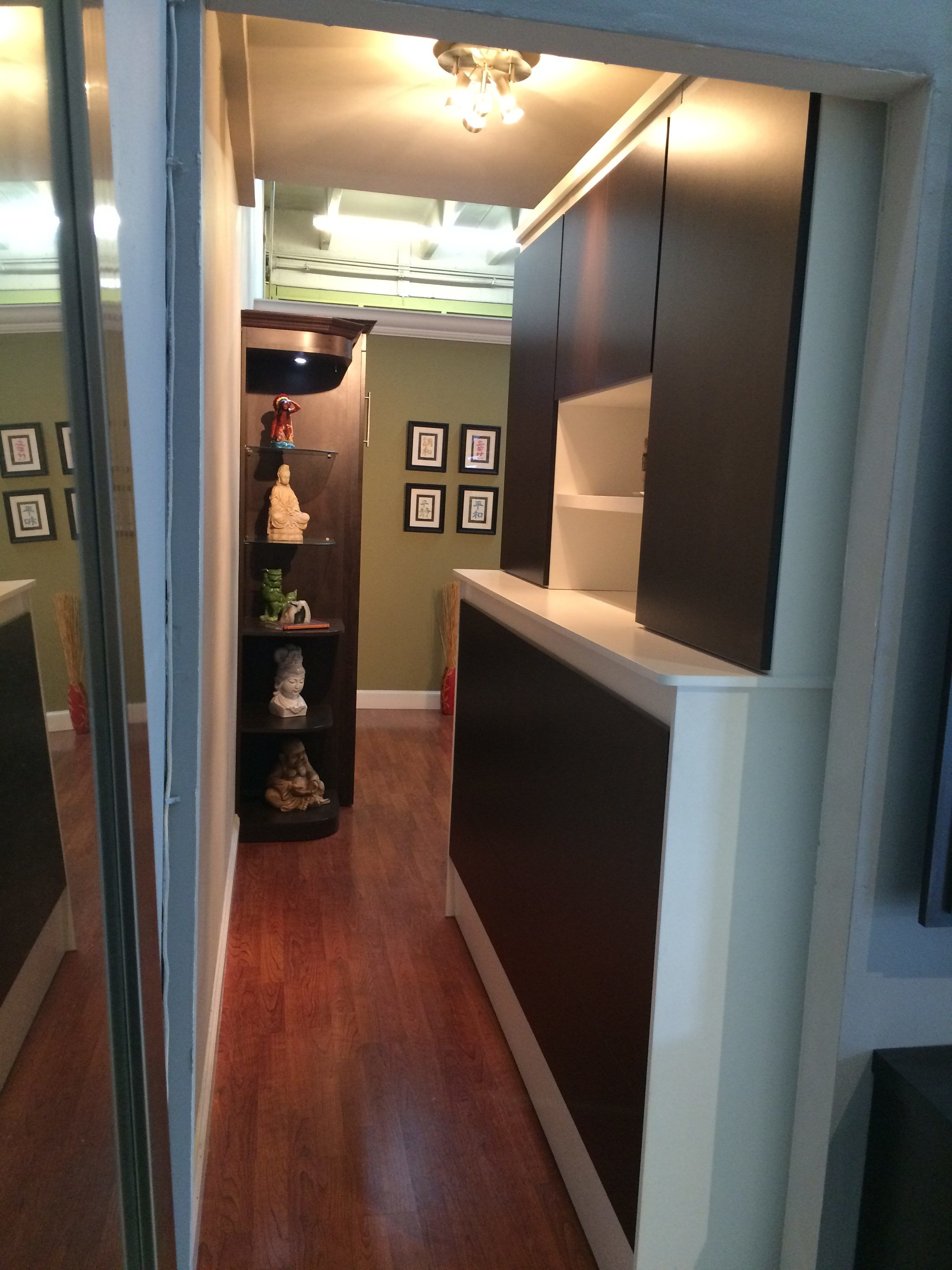 Lateral Murphy Bed