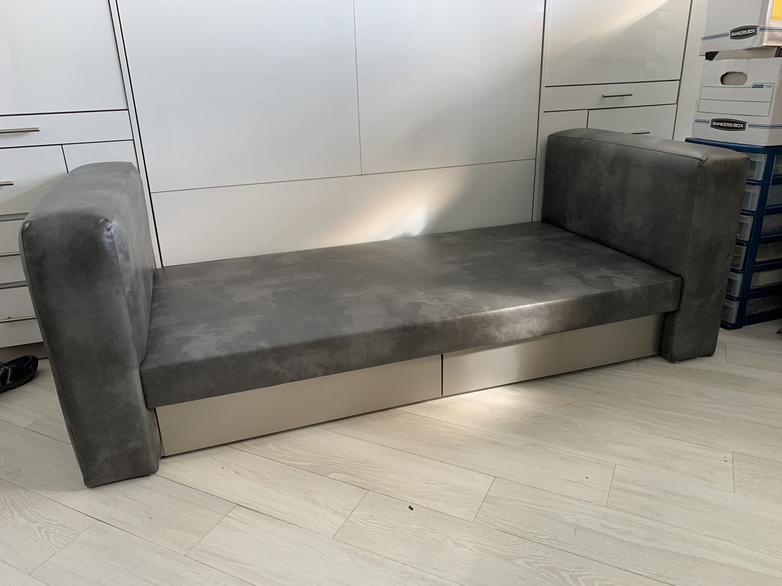 Murphy Bed With Storage Couch