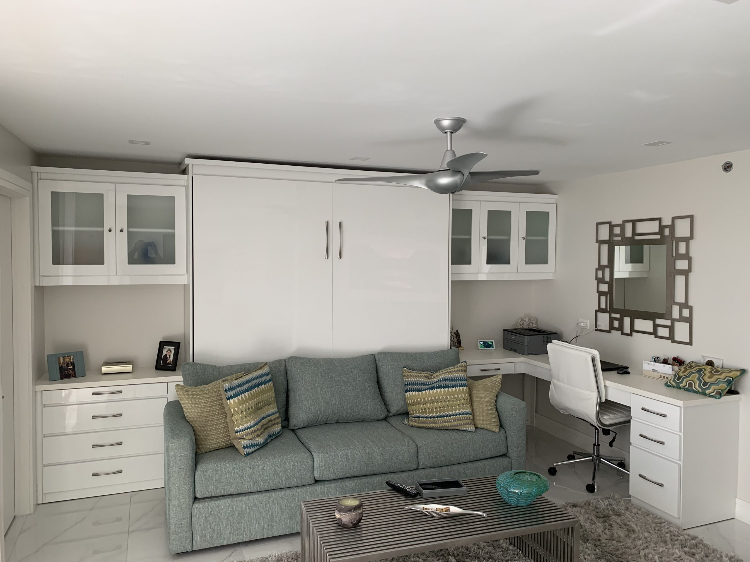 Murphy Bed With A CouchStorage Couch